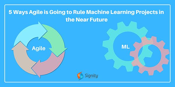 敏捷开发助力机器学习的五个方面