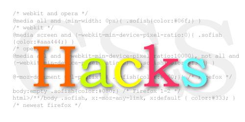 css hack