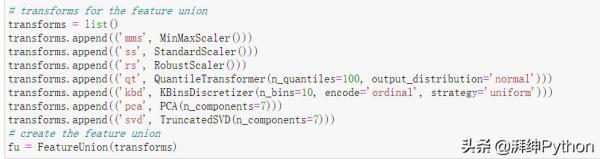 如何在表格数据上使用特征提取进行机器学习