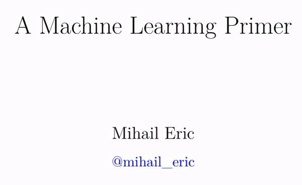 27场机器学习面试后,来划个概念重点吧