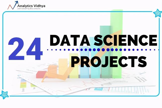 24个提高知识和技能极限的机器学习项目