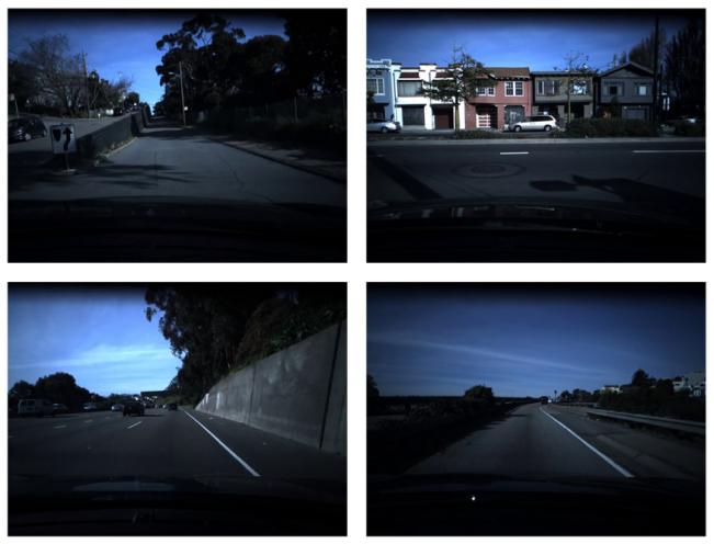 使用深度学习从视频中估计车辆的速度